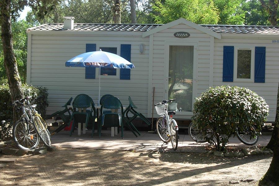 Camping Mobil home Longeville sur Mer