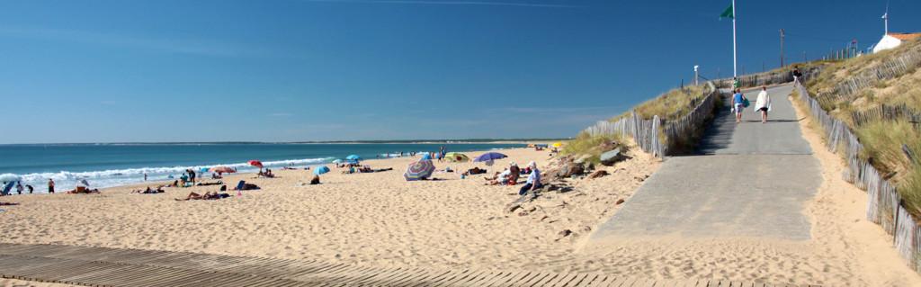 Camping proche plage autorisée aux chiens en Vendée