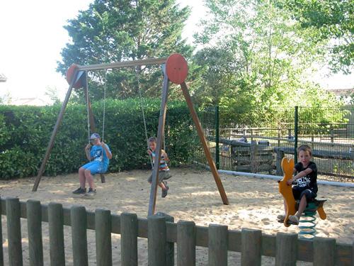 Camping familial proche plage autorisée aux chiens en Vendée