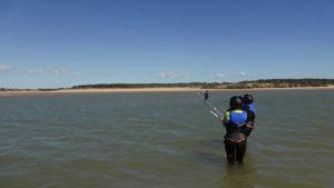 ecole de kitesurf la tranche sur mer