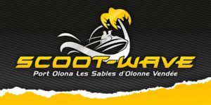 Scoot wave les sables d'olonne jet ski