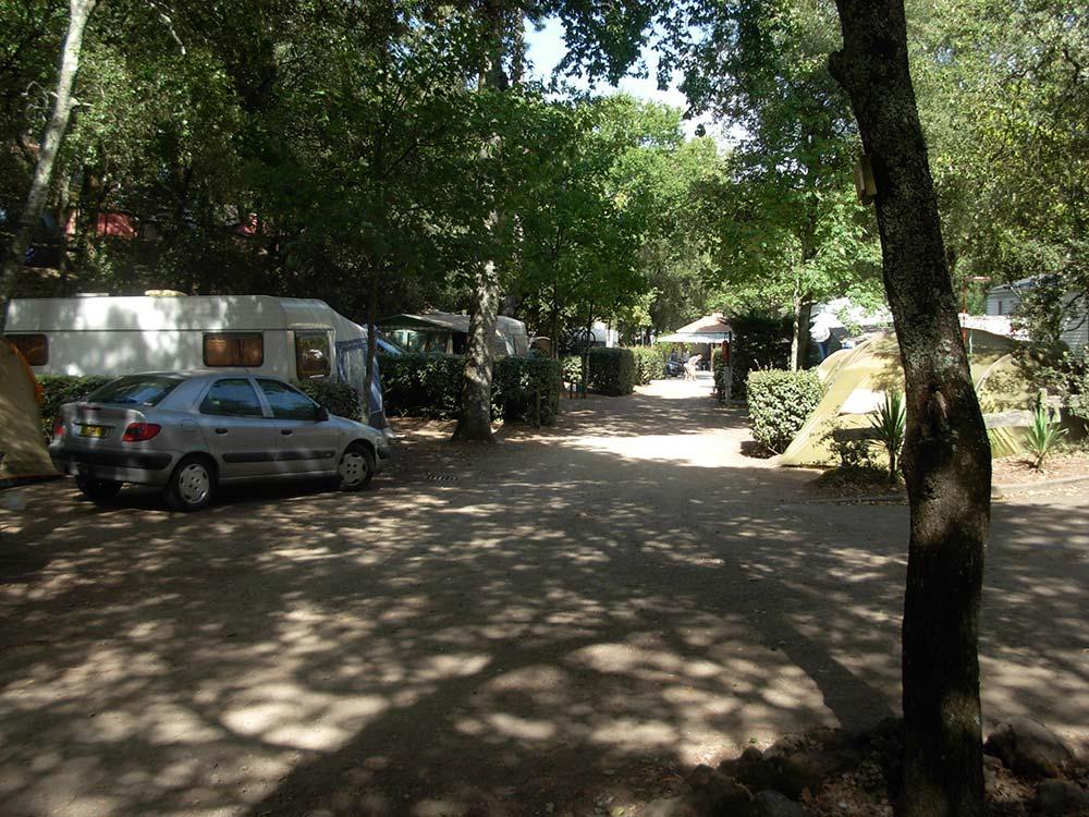 Camping les Ramiers Longeville/mer vendée