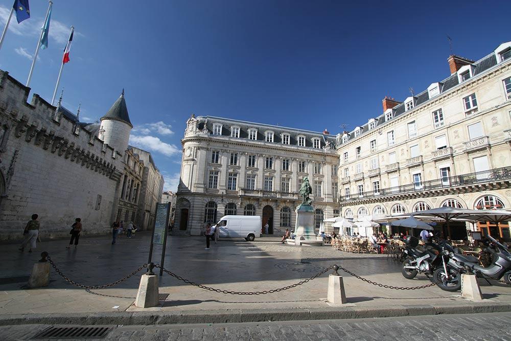 la Rochelle centre ville