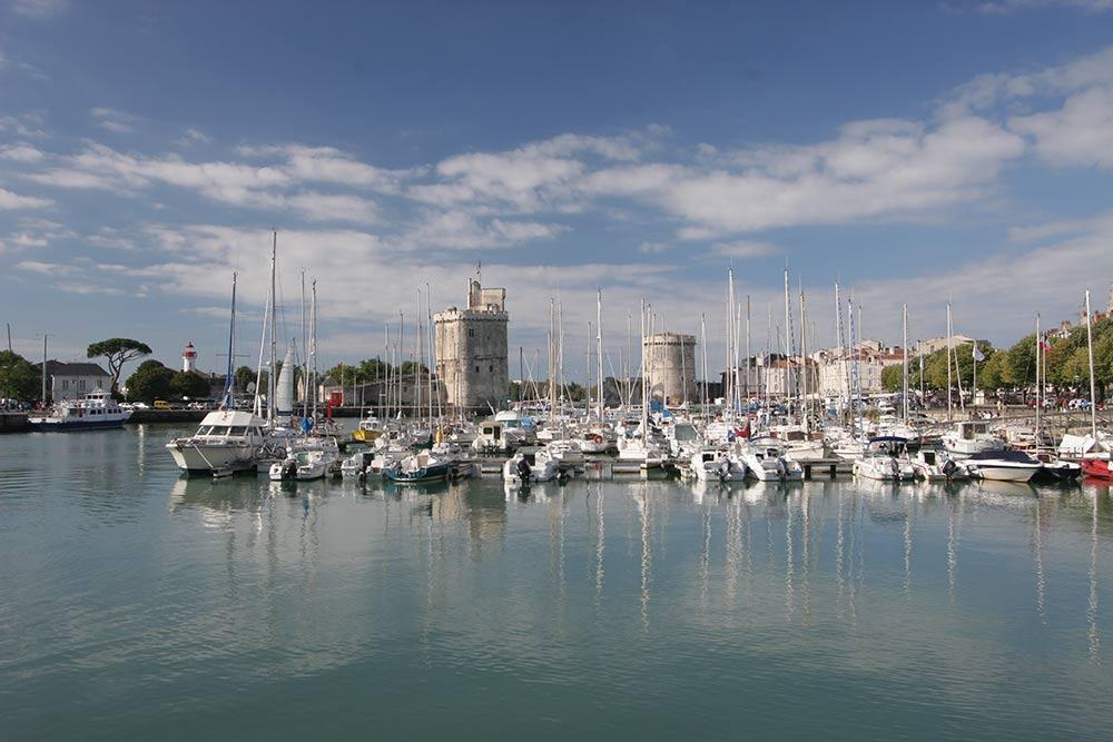 bateaux la Rochelle