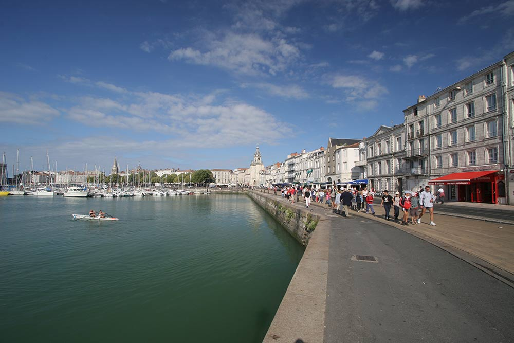 quais la Rochelle