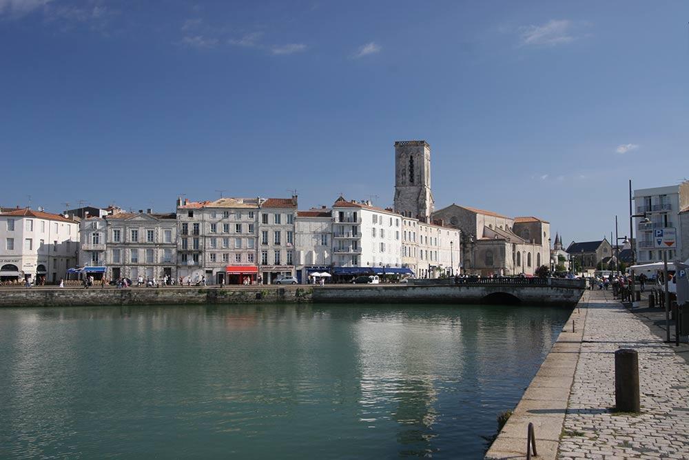 vue la Rochelle