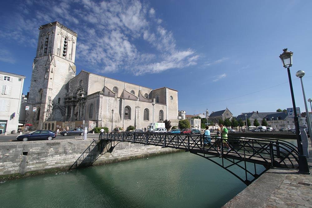 pont la Rochelle