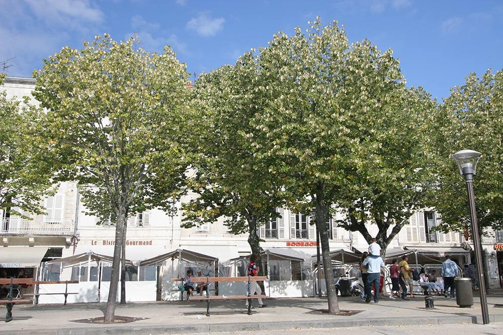 place de la Rochelle