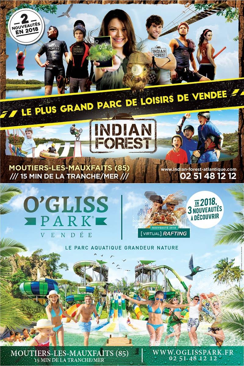 Indian Forest atlantique Vendée