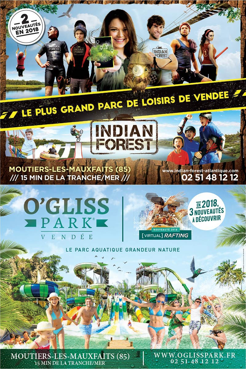 indian forest et ogliss park