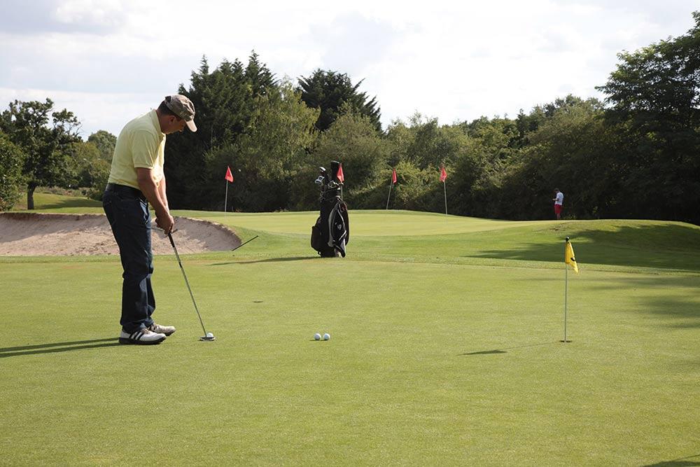 le golf de Bourgenay