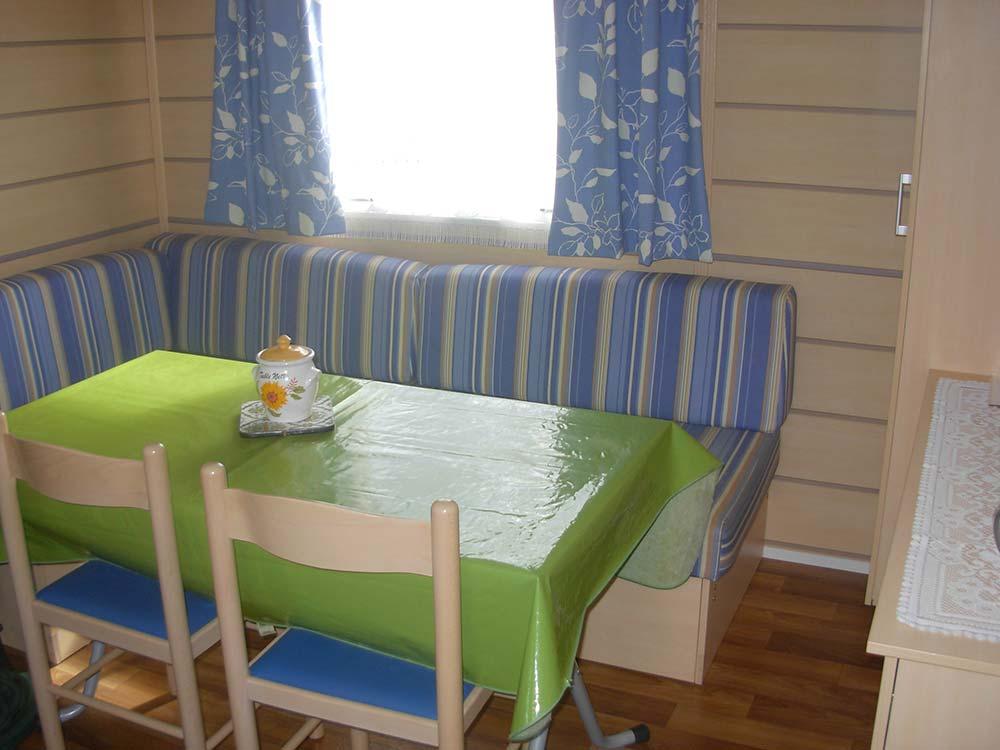 séjour location mobilhome 4 - 6 personnes Vendée