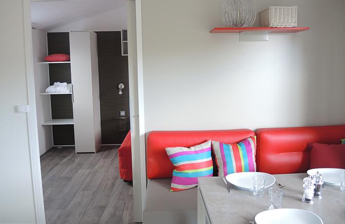 séjour location mobilhome PMR Vendée