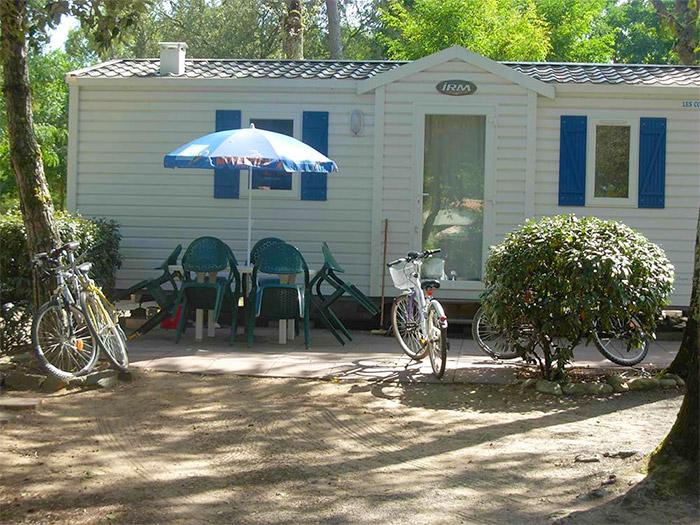 location camping pêche à pied