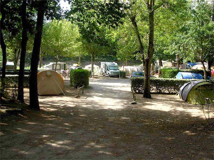 séjour emplacement camping nature La Tranche sur Mer